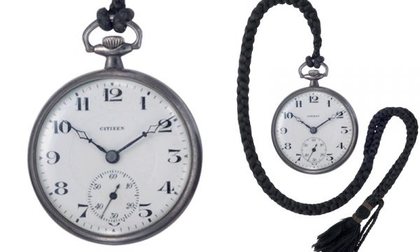 昭和天皇が愛用した時計