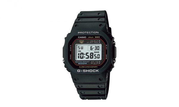 チープカシオが大ブーム中! 1万円前後で買える大人の腕時計「G-SHOCK」のベストモデル