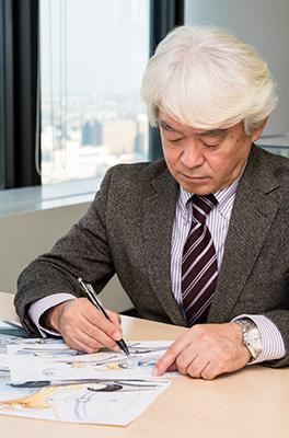ウオッチデザイナー初の「現代の名工」となった小杉修弘(こすぎ のぶひろ)氏