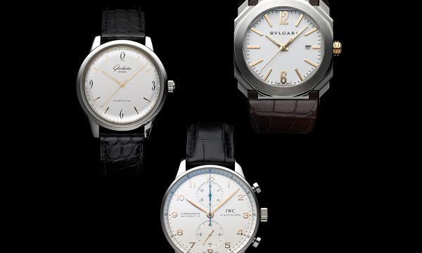 好みの分かれ目! あなたが時計を選ぶなら白文字盤 or 黒文字盤?<Part.1>
