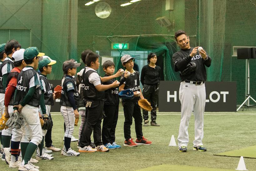 masahiro-tanaka-with-children