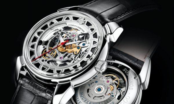 スケルトンウオッチ全盛期でわかった腕時計の「引き算の美学」