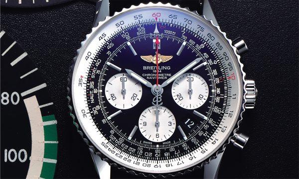 R40が狙うべき大人の品格時計【第3回~ブライトリング~】