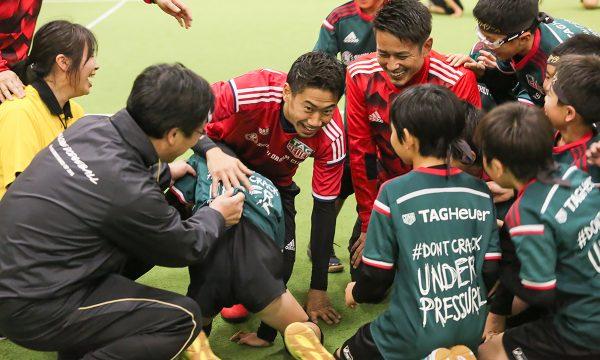 香川真司選手が仙台でファンと球技大会「#ShinjiDream Cup(シンジ ドリーム カップ) in 仙台」を実施