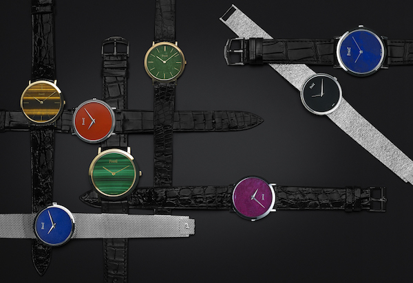 Ultra-thin watches-