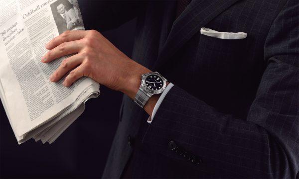 デキル男は腕時計で自己主張! オフィスワークでこそ着けたい傑作ダイバーズウオッチ