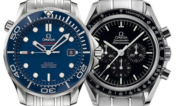 【ブランド解説:オメガ】2大定番スポーツウオッチを擁する、スイス時計界を代表する名門の偉業とは?(OMEGA)