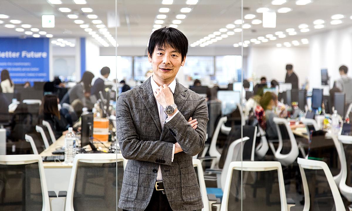 吉田浩一郎(よしだ・こういちろう) クラウドワークス代表取締役社長