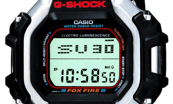 G-SHOCKの液晶画面でスロットが回る!? 遊び心にあふれたELバックライトの先進性【G-SHOCK列伝7】