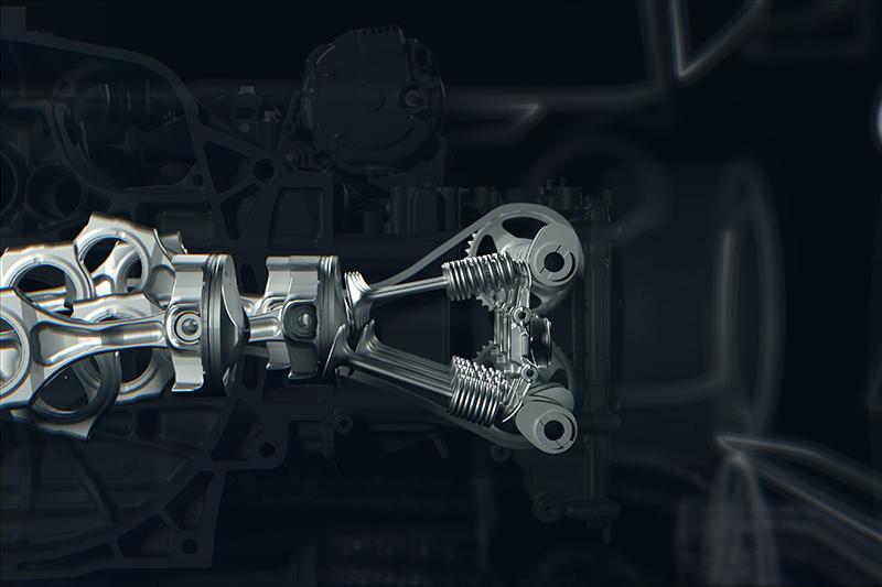 Porsche Design MONOBLOC ACTUATOR_Motor