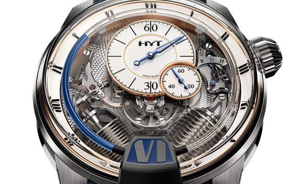 液体で時間を表示する機械式時計「HYT」が日本初のコーナーを東武池袋店にオープン&7月20日よりフェア開催