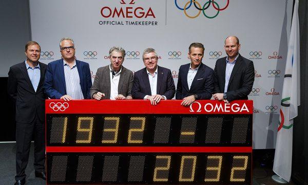 【2032年まで契約延長】オリンピックのオフィシャルタイムキーパーと言えばやっぱりオメガ