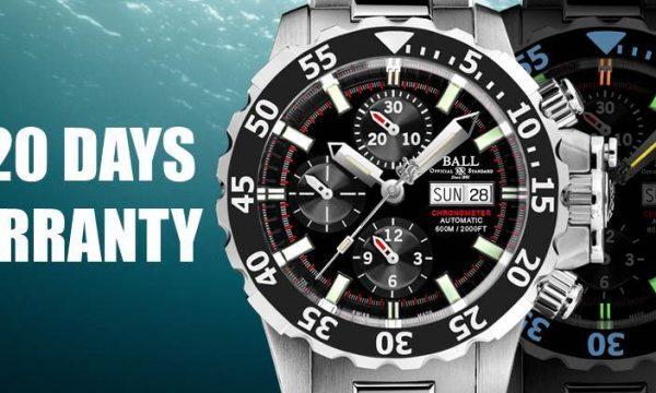今が時計の買い時! 保証期間を大幅延長するボール ウォッチの夏キャンペーンをお見逃しなく!!