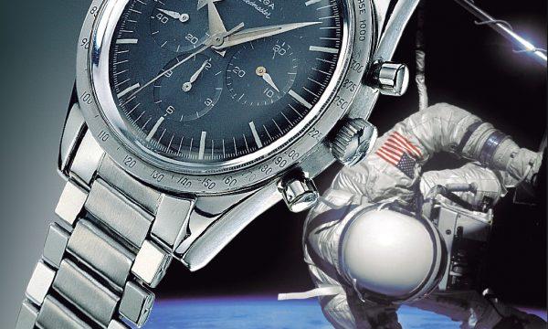 生誕60周年! 世界で唯一「月の世界」を知り得たクロノグラフ【スピードマスター】その栄光の軌跡