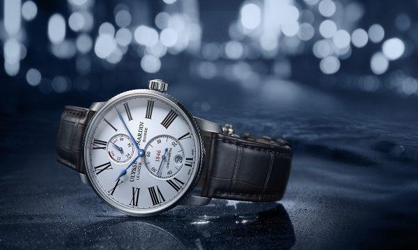 現代を生きるキャプテンのための海洋時計──ユリス・ナルダン「マリーン トルピユール」上陸