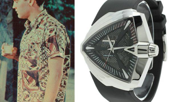 エルヴィスが愛したベンチュラに「007」シリーズ―映画界で存在を放つ時計たち