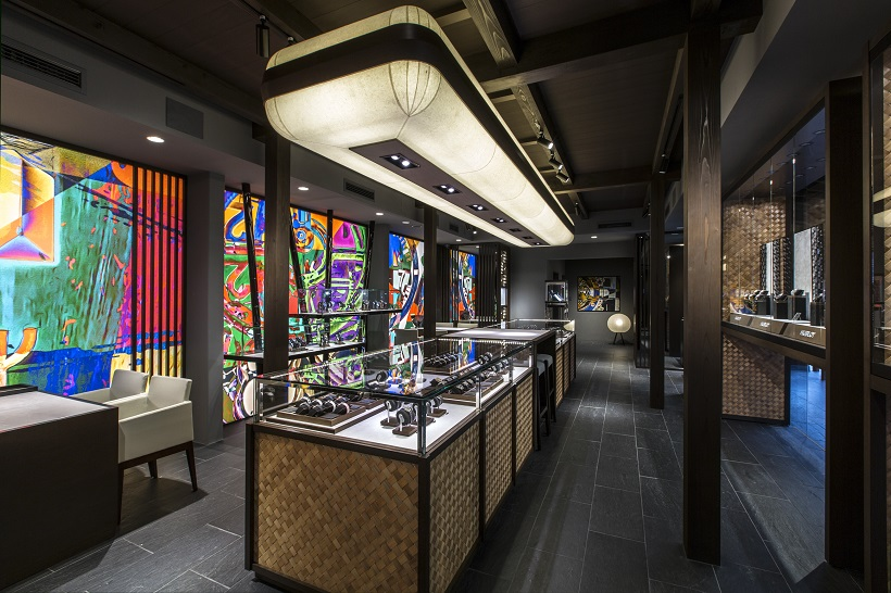 Hublot Kyoto_grand floor