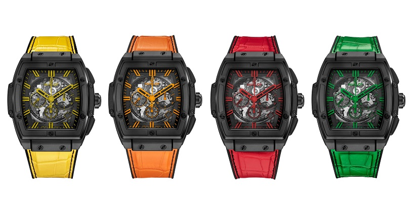 Hublot_Spirit of Big Bang All Black_Complete Collection