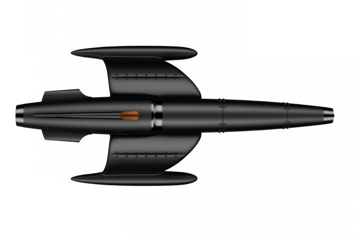 Moon Fighter Ballpoint Pen