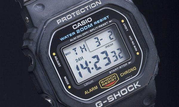 日本が世界に誇る腕時計「G-SHOCK」列伝【1990年代前半編】