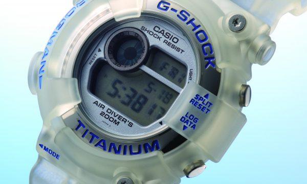 イルクジに続いて海洋環境保護に貢献! 2代目W.C.C.S.モデルは鏡面仕上げのチタンで弱点を克服【G-SHOCK列伝18】