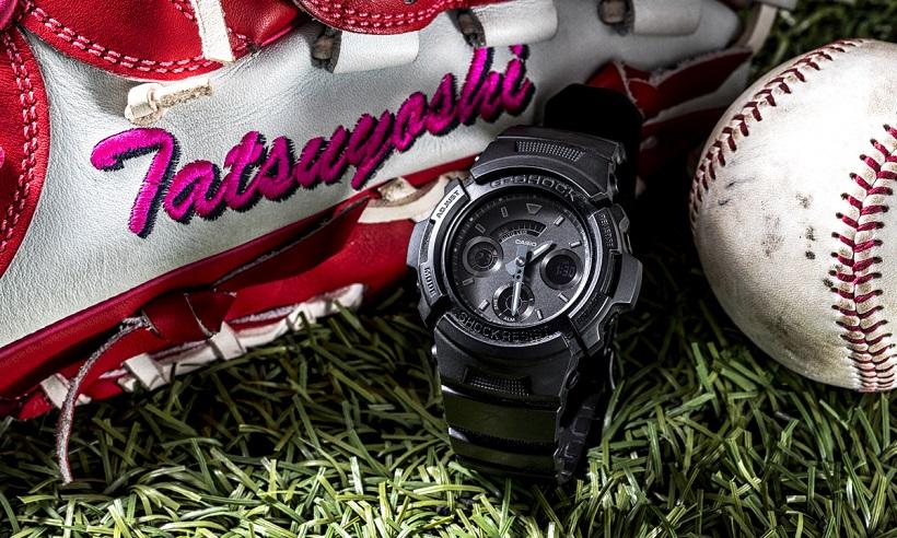 ↑スクールの開校記念にもらったG-SHOCKの腕時計