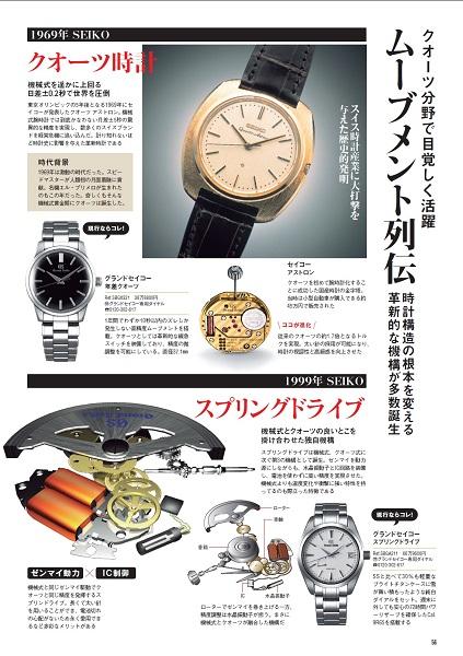 日本時計世界初