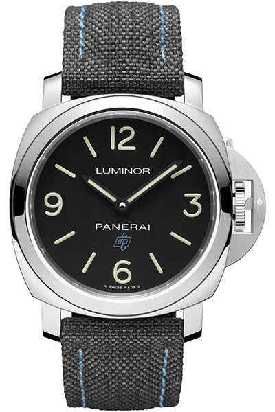 「ルミノール ベース ロゴ 3デイズ アッチャイオ - 44mm」Ref.PAM00774