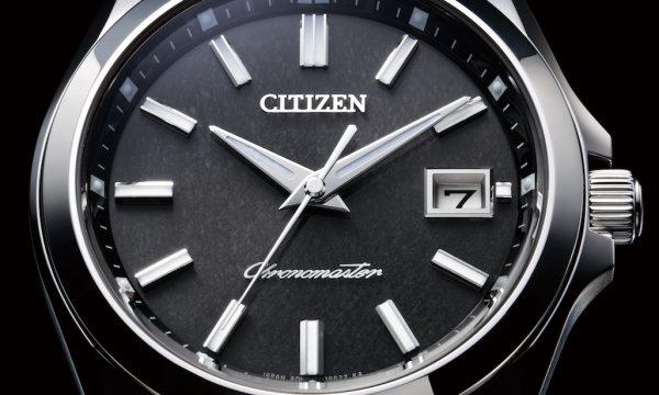 光発電の腕時計なのに和紙の文字盤!? 国産最高峰「ザ・シチズン」から登場した衝撃の一本