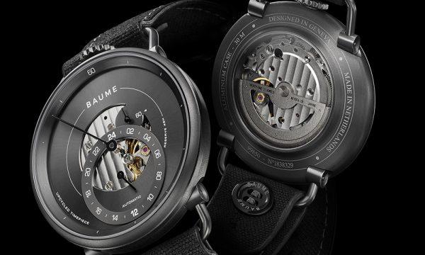 値段はカジュアルでもルックスはラグジュアリーな新しい時計ブランド「ボーム」 リシュモン グループより誕生!