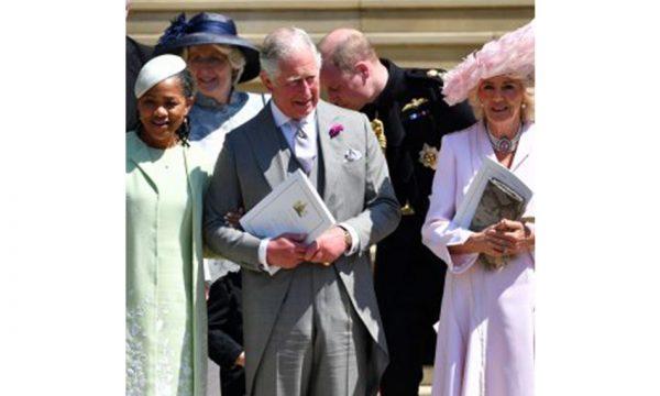 ロイヤルウェディングの当日にチャールズ皇太子が身に着けていた腕時計を知っていますか?