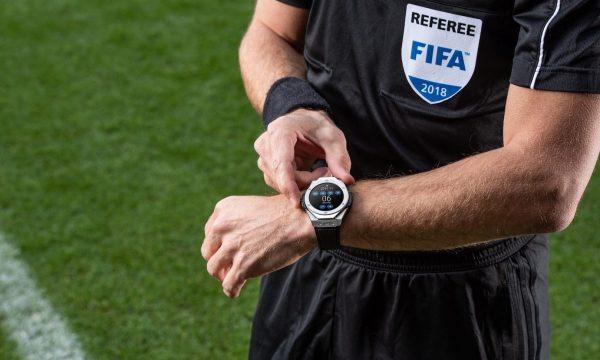 2018サッカーワールドカップ 開幕! レフェリーが着用するスマートウオッチ、ウブロって知ってる?