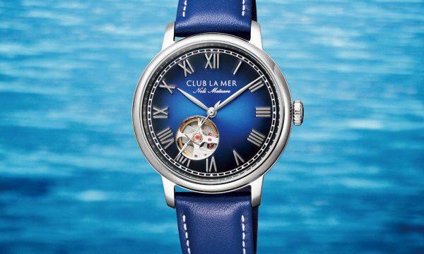 """""""海""""を意味する時計ブランドから夏らしい1本が登場!「クラブ・ラ・メール」の限定モデル「ザ・マリーン」"""