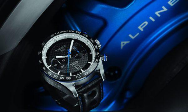 走る喜びを高めてくれるスペシャルエディションがティソから登場! 「Tissot PRS 516 Alpine Limited Edition」