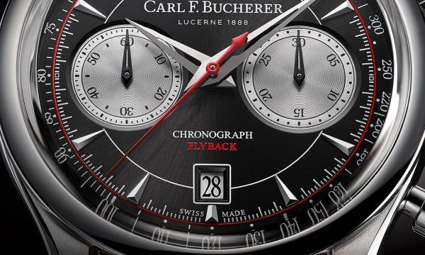 【バーゼル未発表作】レトロシックな雰囲気がたまらない! カール F. ブヘラの人気メンズウオッチに新型が登場!