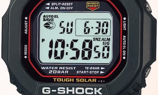 【G-SHOCK パーフェクトバイブル】誕生20周年を迎えて、究極の「The G」へ進化(2000年代)