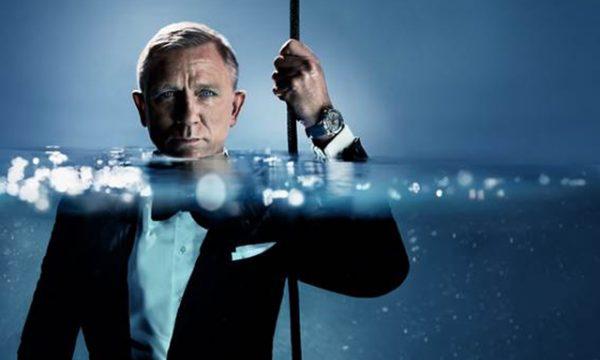 『007』のダニエル・クレイグが華麗に水中に登場! オメガの「シーマスター ダイバー300M」の最新キャンペーン