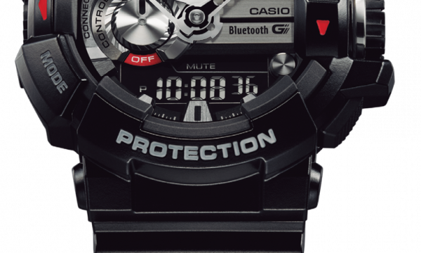 【G-SHOCK パーフェクトバイブル】スマホと時計との双方向操作を実現する「G'MIX」シリーズ!