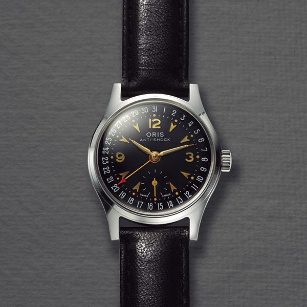 super popular e51c5 58984 スイス時計の良心】オリス航空時計の100年 | WATCHNAVI Salon