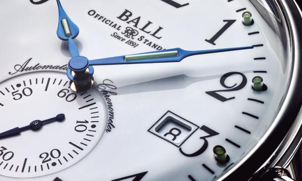 陸・海・空 人は腕時計でサバイブできるのか!? 【陸編】北米大陸間移動の安全性を 大いに高めた鉄道時計――ボール ウォッチ「トレインマスター スタンダードタイム」