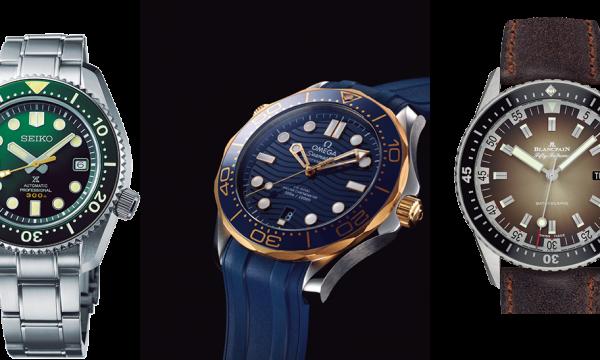 新作ダイバーズ部門! 2018年のベスト5はどれだ!?――腕時計最強ランキング2018