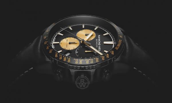 アンプと時計がコラボレーション! レイモンド・ウェイル「タンゴ マーシャル リミテッドエディション」