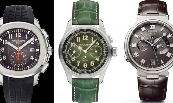 時計評論家・並木浩一が選ぶ「2018年のベスト5」――時計のプロが選ぶ俺的ベストウオッチ