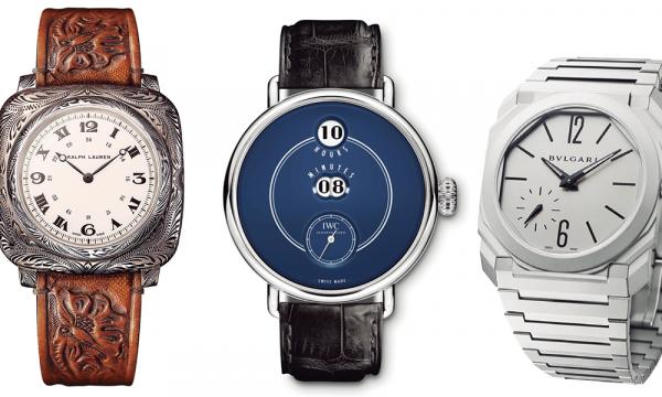 時計ジャーナリスト・柴田 充が選ぶ「2018年のベスト5」――時計のプロが選ぶ俺的ベストウオッチ