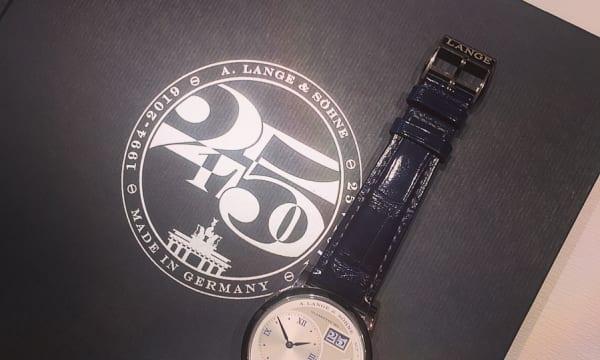 【SIHH2019フォトギャラリー】現代ハイエンドタイムピースの傑作「ランゲ1」誕生25周年に披露したA.ランゲ&ゾーネ渾身の5作