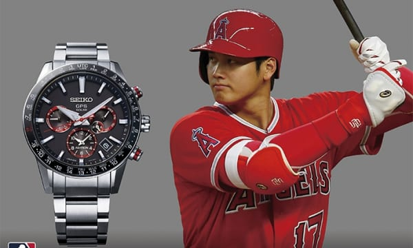 大谷翔平選手をイメージしたセイコー アストロンの新作が史上最高性能のX5シリーズから登場