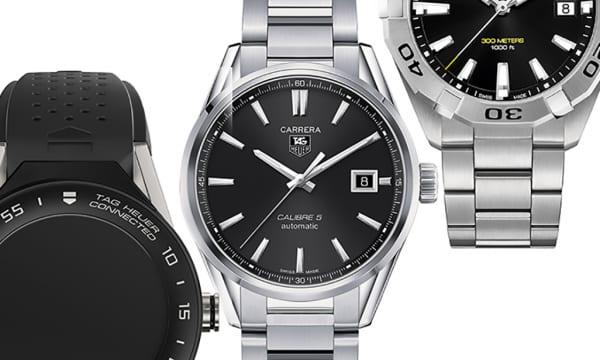 新生活用の腕時計はもう決まった!? フレッシャーズウオッチ選びの最適解【タグ・ホイヤー編】