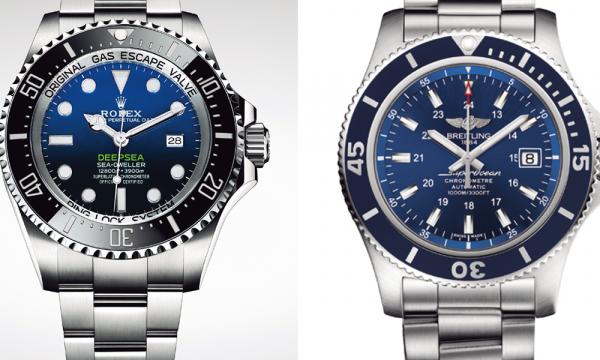 ユーザー重視の進化を遂げたロレックスやオメガなどの「平成時計」たち――高防水、高耐磁編