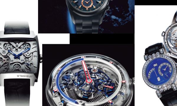 腕時計の常識を打ち破った驚愕の革新ウオッチ「平成5傑」を大発表!