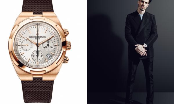 """男らしさを象徴する""""ラグ充""""な時計とスーツ――ヴァシュロン・コンスタンタン、カルティエ"""